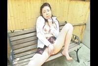 熟女温泉中出し羞恥旅⑥ 三咲恭子(3)